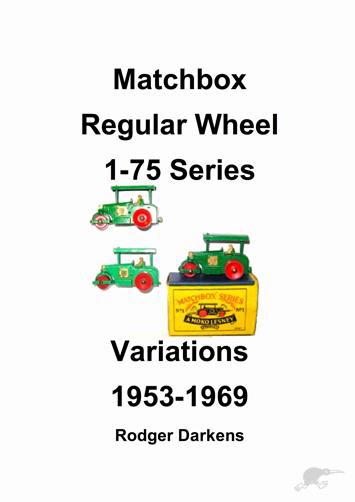 Matchbox 1-75 Variation Guide
